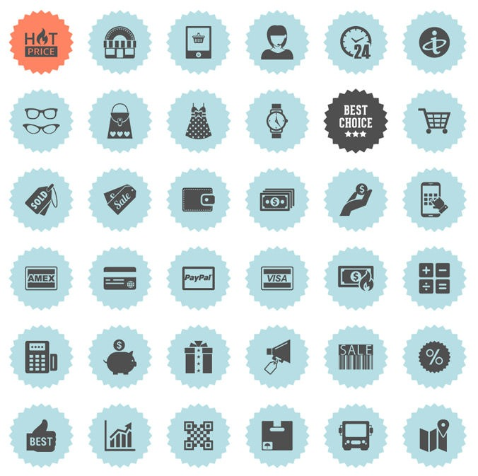 36-e-commerce-icons-from-dryicons