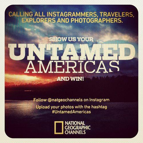 """مسابقه """"Ultimated Americas"""""""