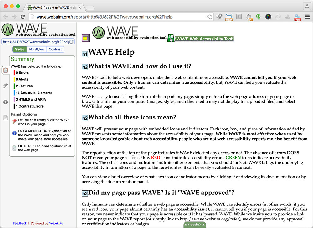 wave-checker-wcag