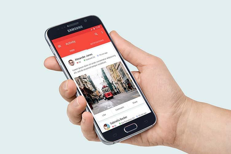 سازگاری سایت با تلفنهای همراه