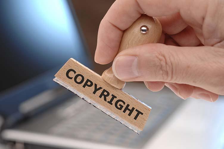 حق کپیرایت در طراحی سایت