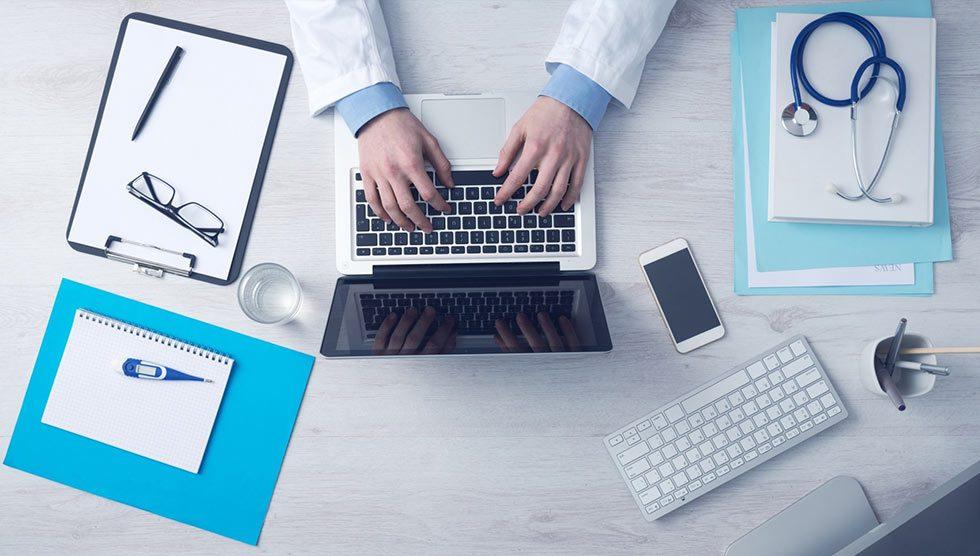 طراحی لوگو با موضوع خدمات پزشکی
