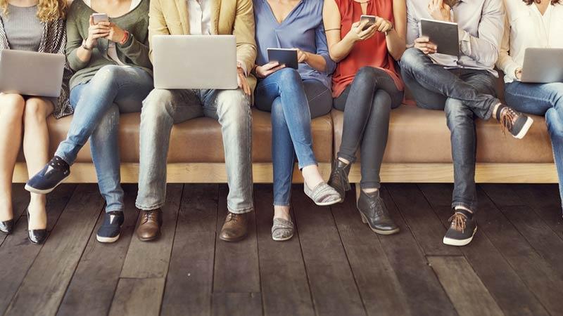 استفاده از شبکههای اجتماعی در ایمیل مارکتینگ