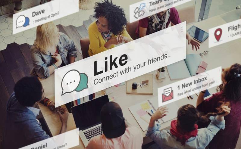 لینک گرفتن از شبکه های اجتماعی