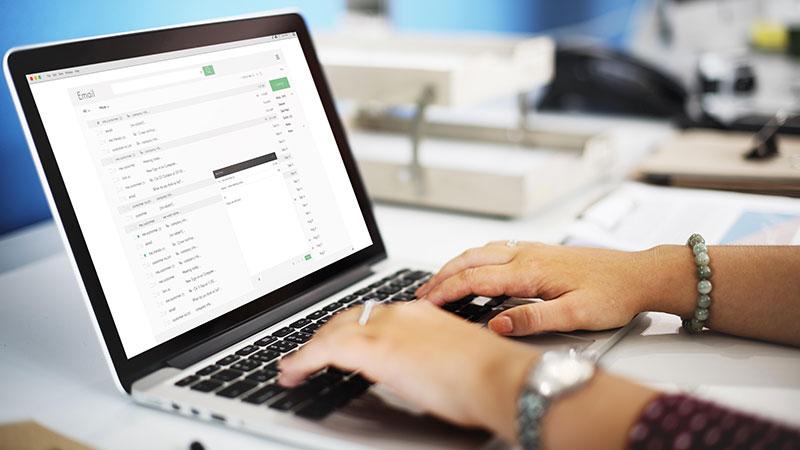 فهرست ایمیل در بازاریابی محتوایی