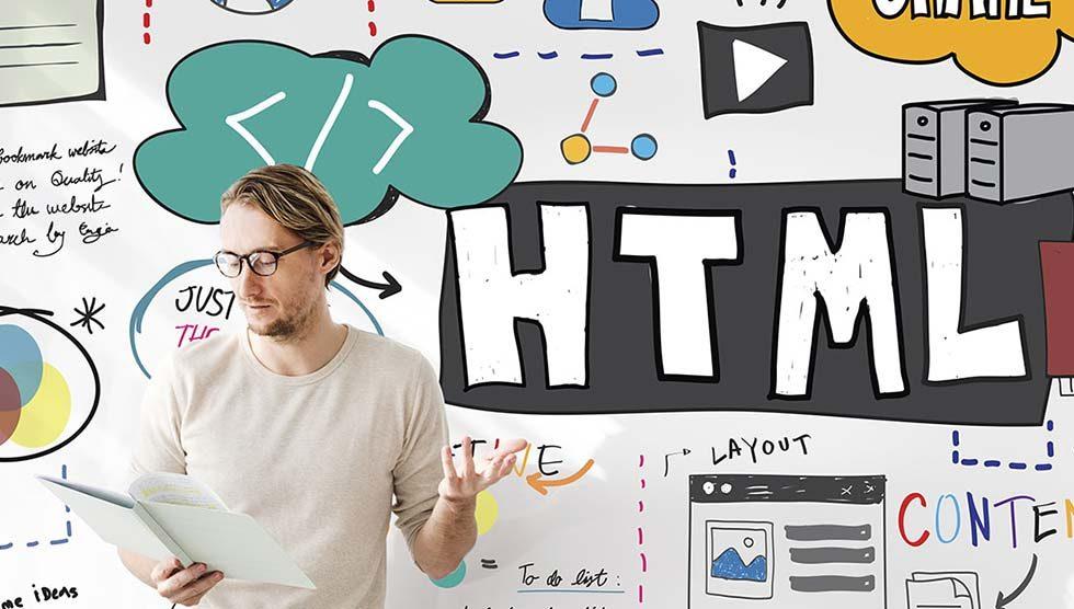 ویژگی زبان HTML