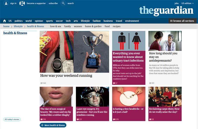 سایت Guardian