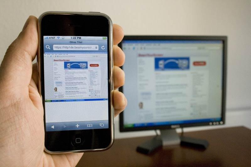 سازگاری اینترنت با موبایل