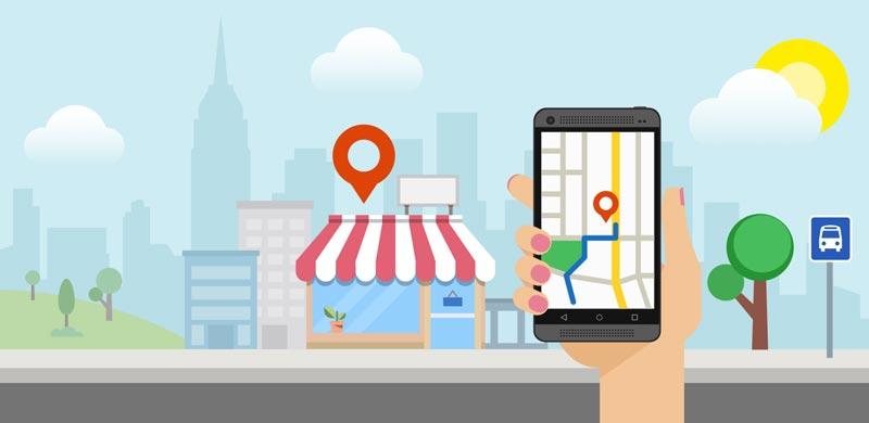 ثبت محل کسب و کار در گوگل