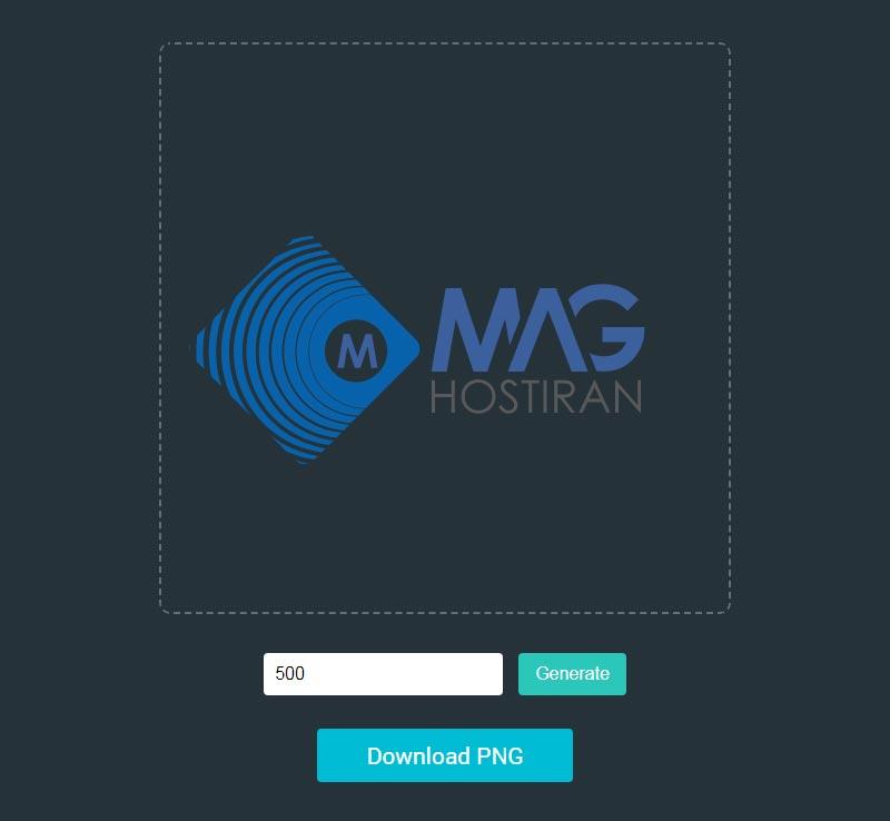 تبدیل آنلاین فایل svg به png