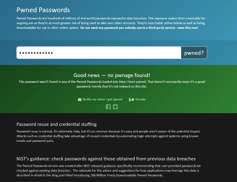 پیام هک نشدن حساب کاربری