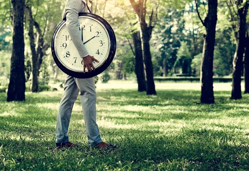 بافر تایم - زمان پشتیبان