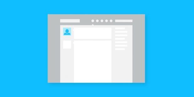 سایز تصاویر پروفایل در Thumblr