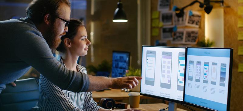 قبل از شروع طراحی UI برای تمام بخشهای UX تصمیمگیری کنید