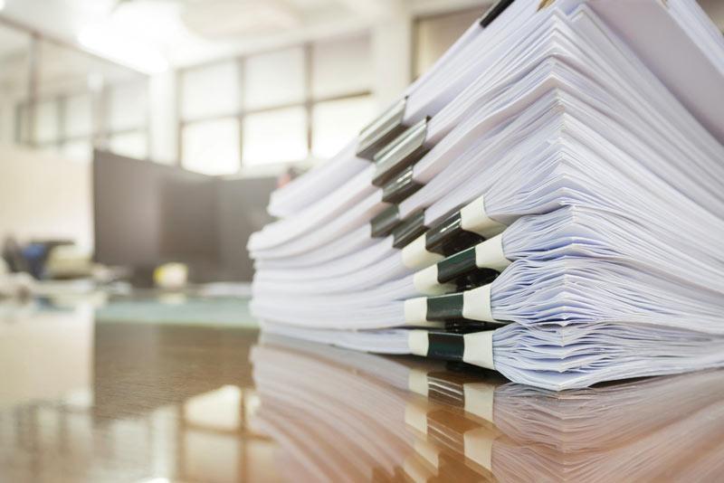 تولید مقالات سفید یا اوراق سفید
