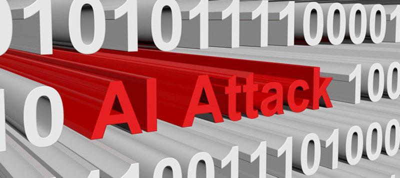 حملات هوش مصنوعی