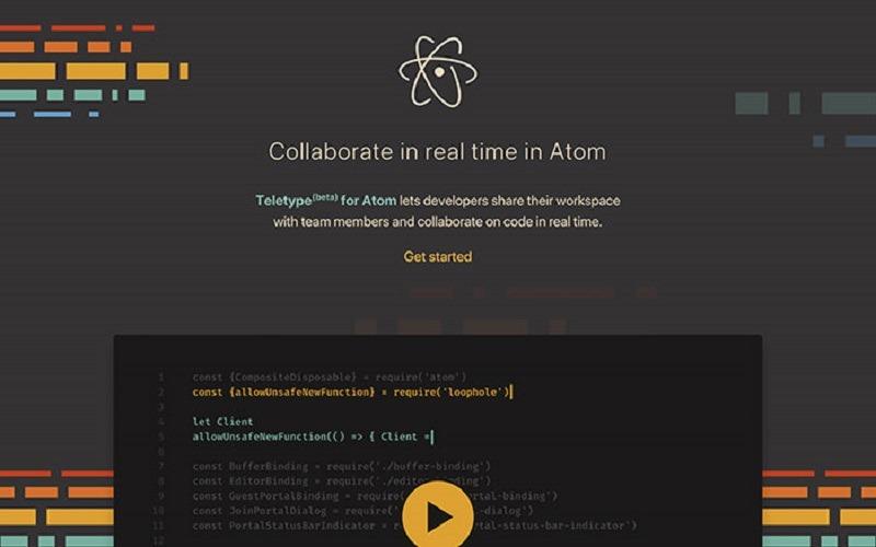 teletype-atom