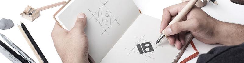 نسبت طلایی در طراحی لوگو