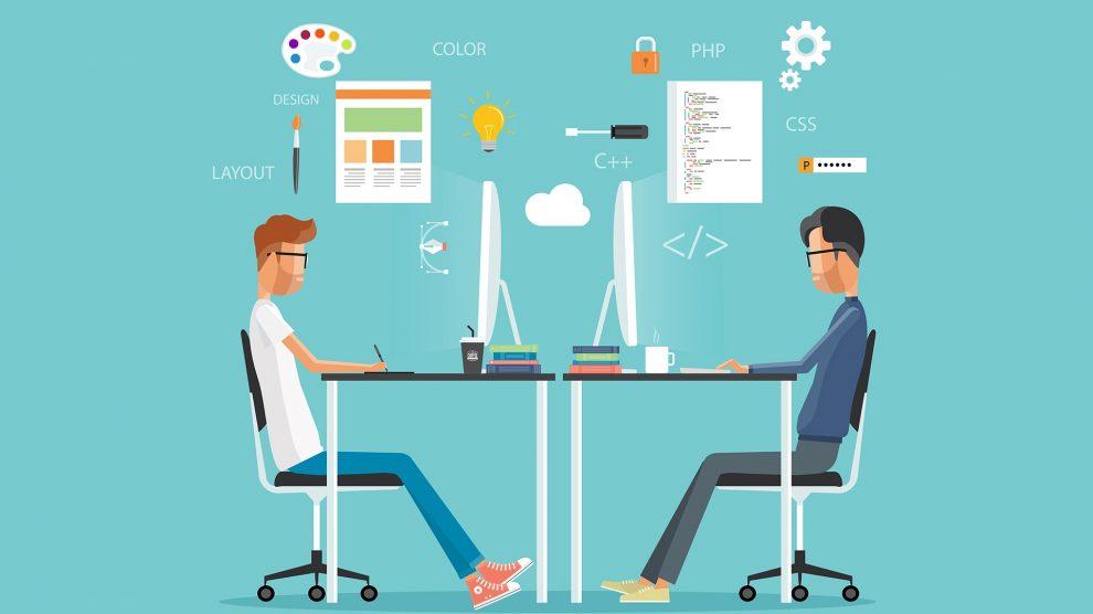 تفاوت طراح وب و توسعه دهنده وب