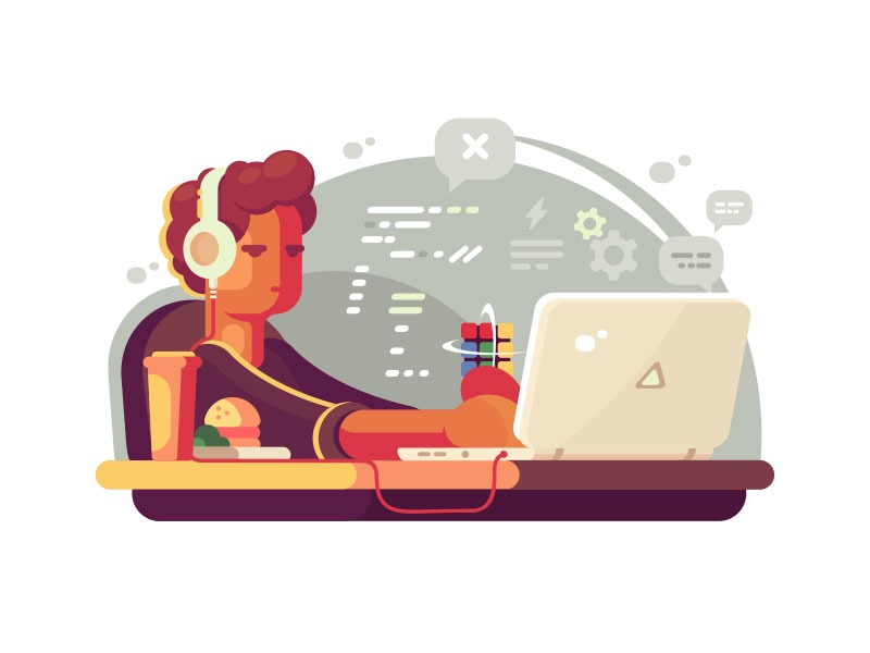 توسعه دهنده وب web developer