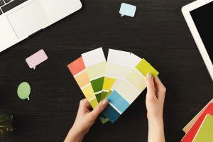 برترین روشهای استفاده از رنگ در طراحی وب