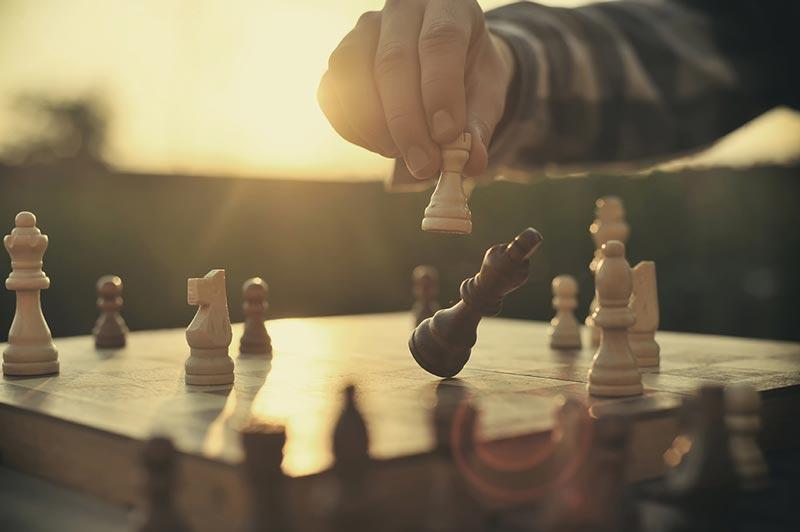 تمرکز بر روی تاکتیکها بهجای استراتژیها