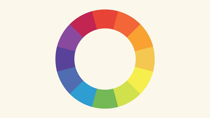 چرخه رنگ ها