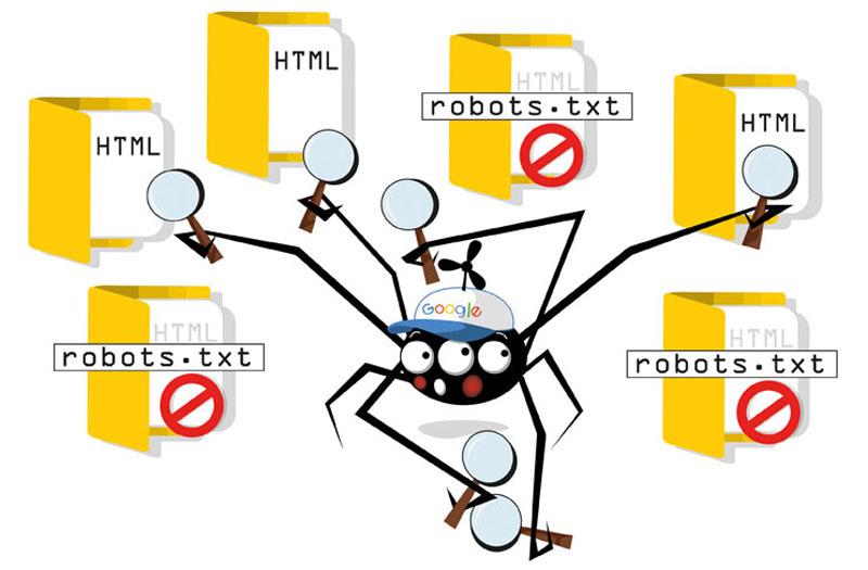 نقش Robots.txt برروی کرولر چیست؟