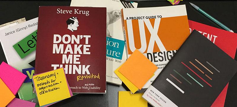 یادگیری مهارت های طراح تجربه کاربری