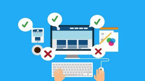 اشتباهات رایج در طراحی وب سایت