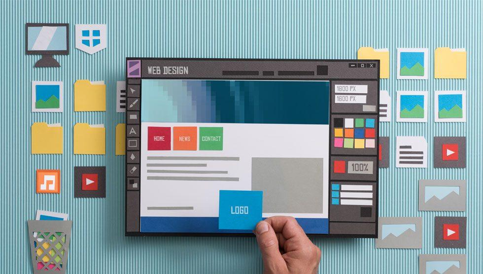 طراحی وب چگونه بر بازاریابی محتوا تأثیر میگذارد
