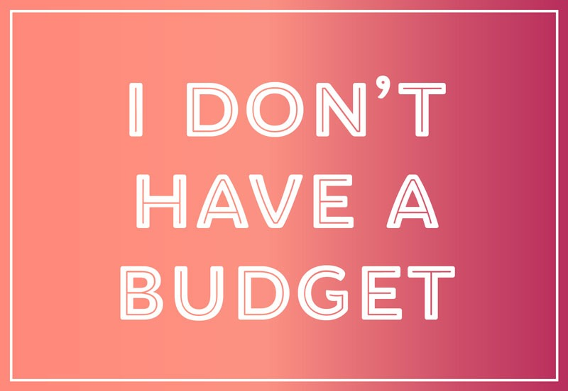 پول کافی ندارم