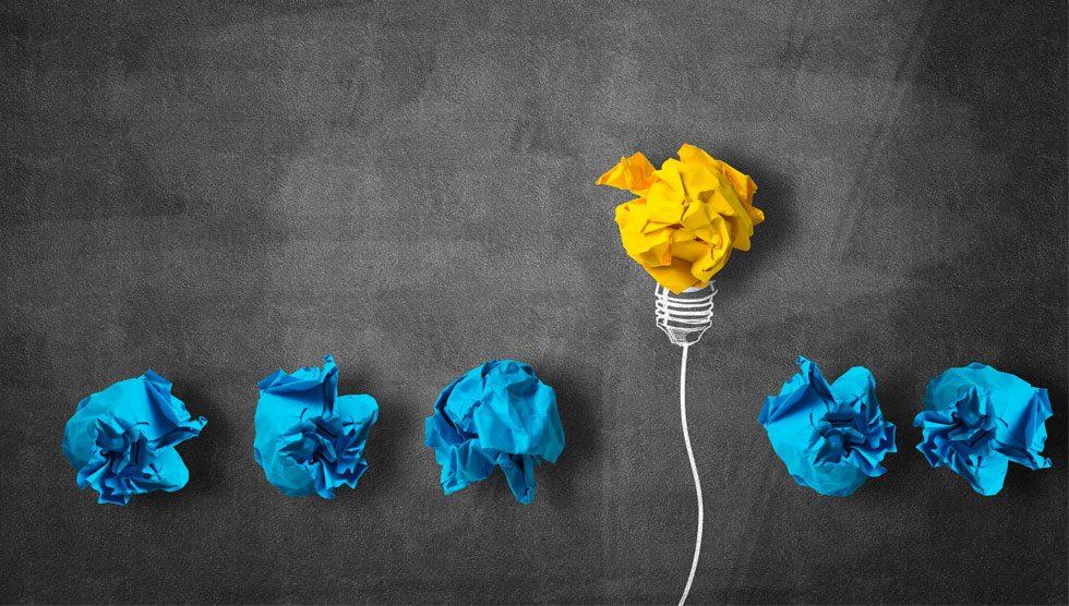 الهام گرفتن و بازنویسی محتوا