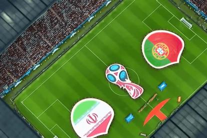 خلاصه بازی ایران پرتغال ، نتیجه ای که قبل از بازی مشخص شد!