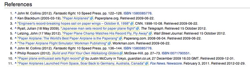 لینک های نوفالو از ویکی پدیا