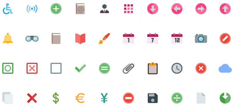 Material Icons Bundle