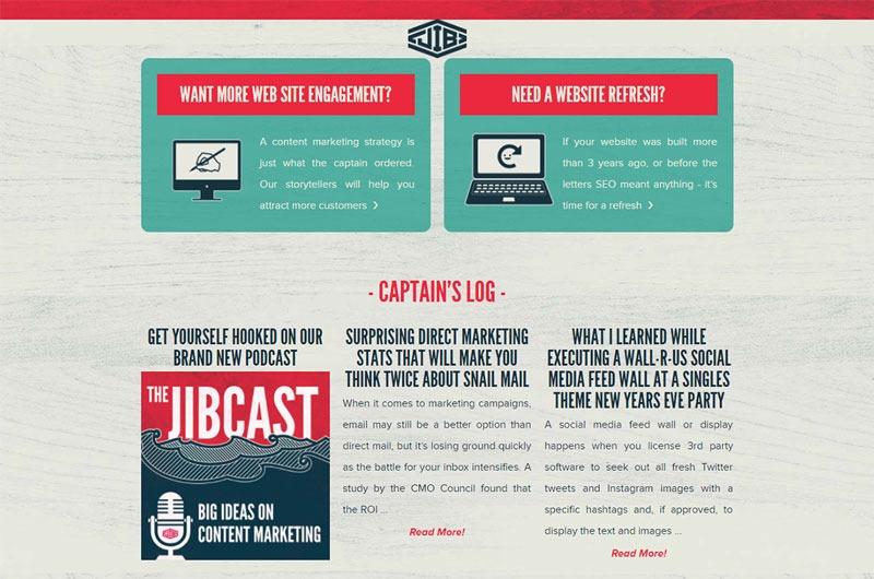 دکمه cta و تایپوگرافی در طراحی وب سایت