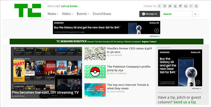 01-techcrunch-homepage