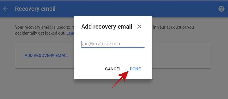 add-change-recovery-email