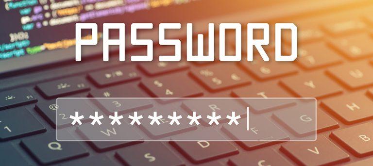 رمزهای عبور خود را تغییر دهید
