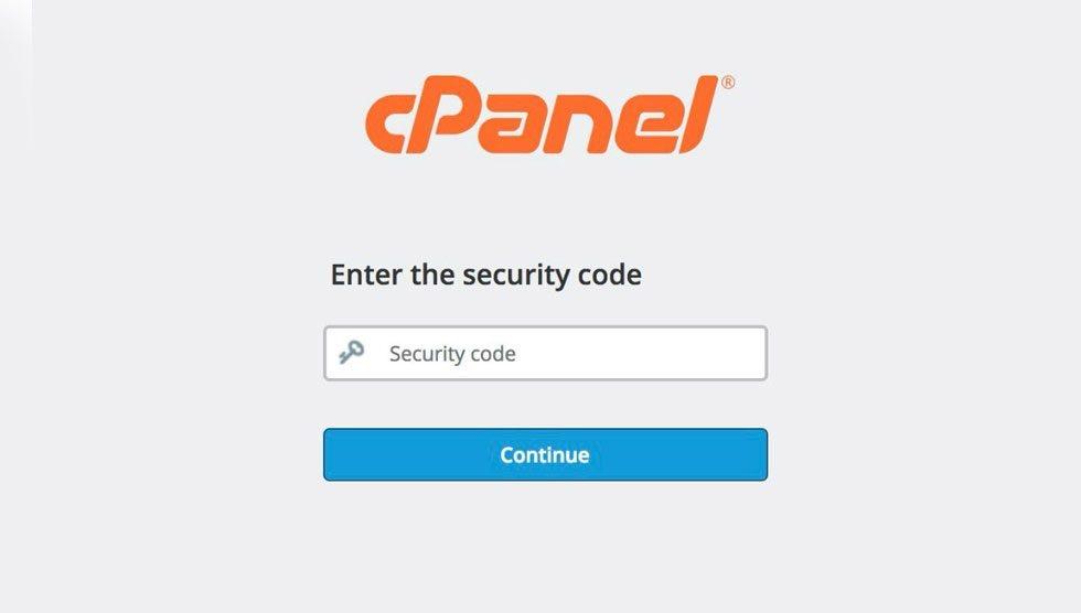 چگونه احراز هویت دو مرحلهای را به cPanel و WHM اضافه کنیم