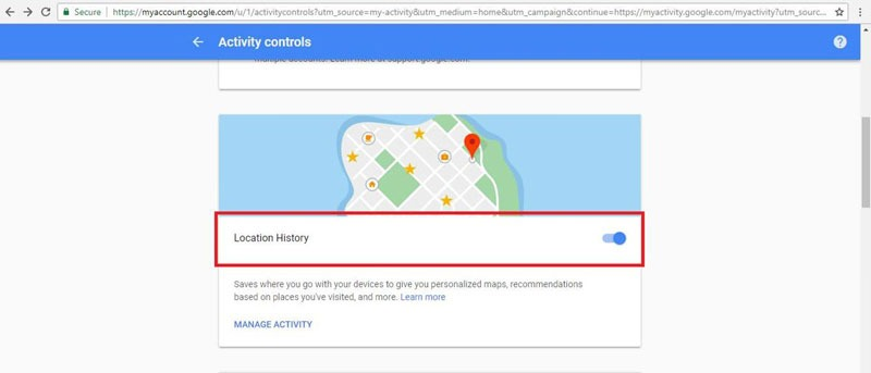 disable-location-history