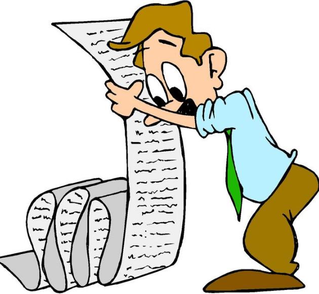 نوشتن مطالب طولانی در مورد موضوعهای پیچیده