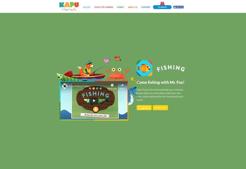 استفاده از رنگ های جذاب در وب سایت