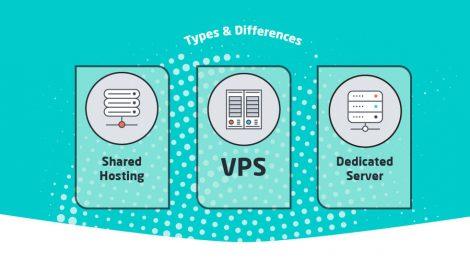 تفاوت بین هاستهای اشتراکی، سرور مجازی و سرور اختصاصی