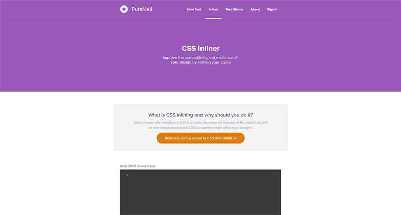 CSS Inliner