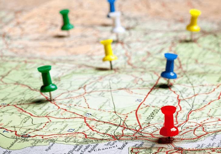 بهینهسازی صفحات برای یک یا چند مکان
