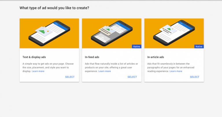 چگونه تبلیغات گوگل ادسنس را روی وبسایت خود قرار دهیم؟
