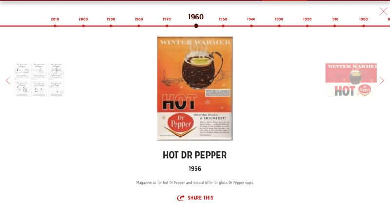 Dr.Pepper وب سایت