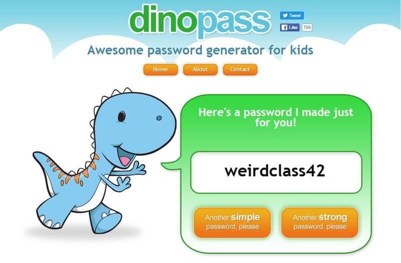 DinoPass